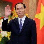 Vietnamese president arrives in Luxor